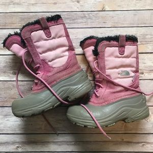 Girls' North Face Winter Boot